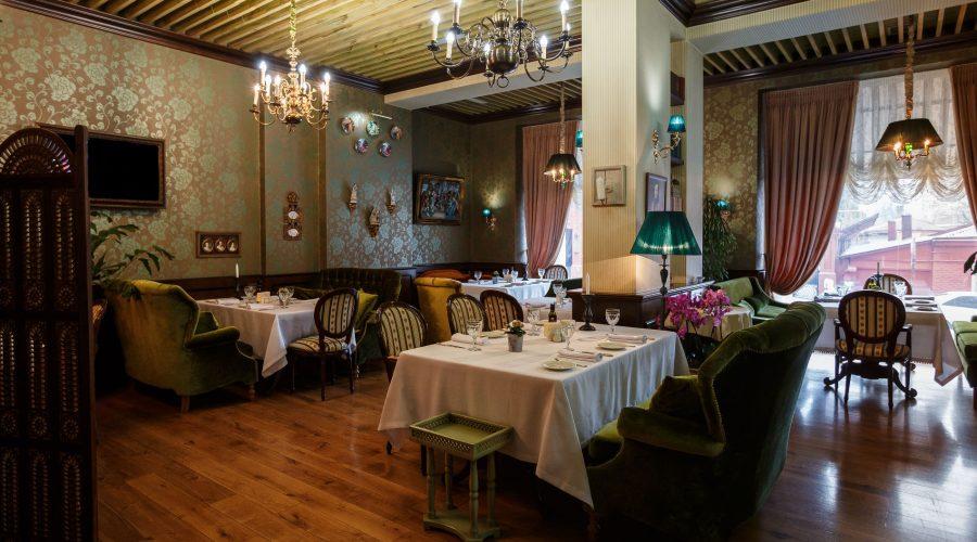 Ресторан Пушкинист